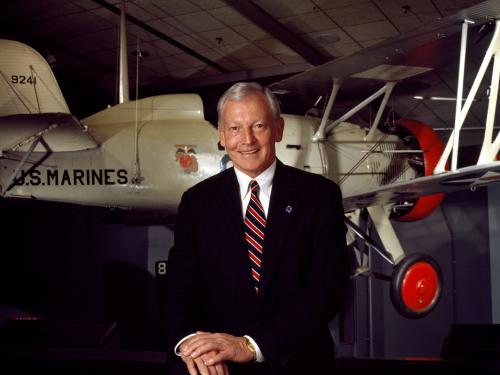 General J.R. Dailey