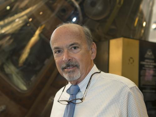 Allan Needell, Curator, National Air and Space Museum
