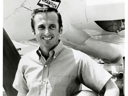 Championship Air Racer Darryl G. Greenamyer