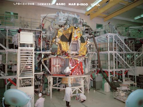 Building the Lunar Module