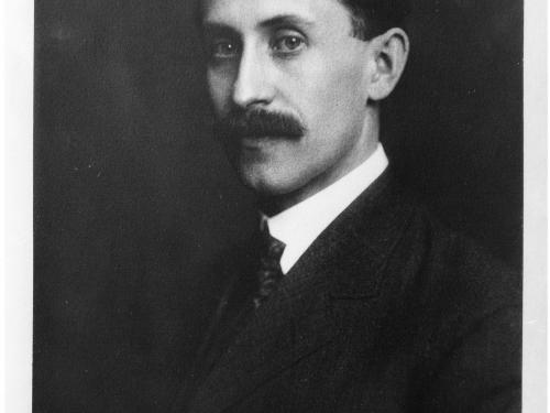 Portrait of Orville Wright