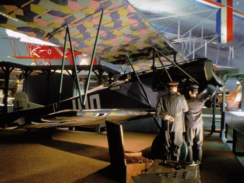 Fokker D. VII in Legend, Memory, and the Great War in the Air