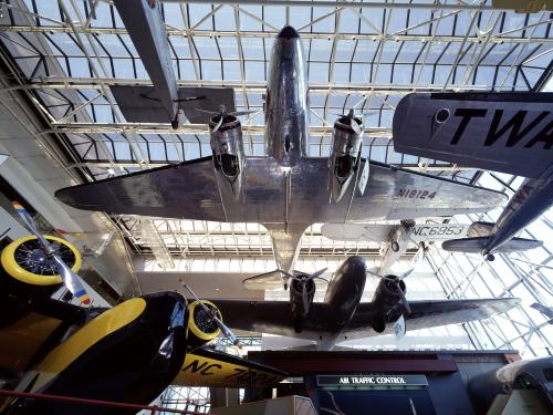 Douglas DC-3 in Air Transportation Gallery
