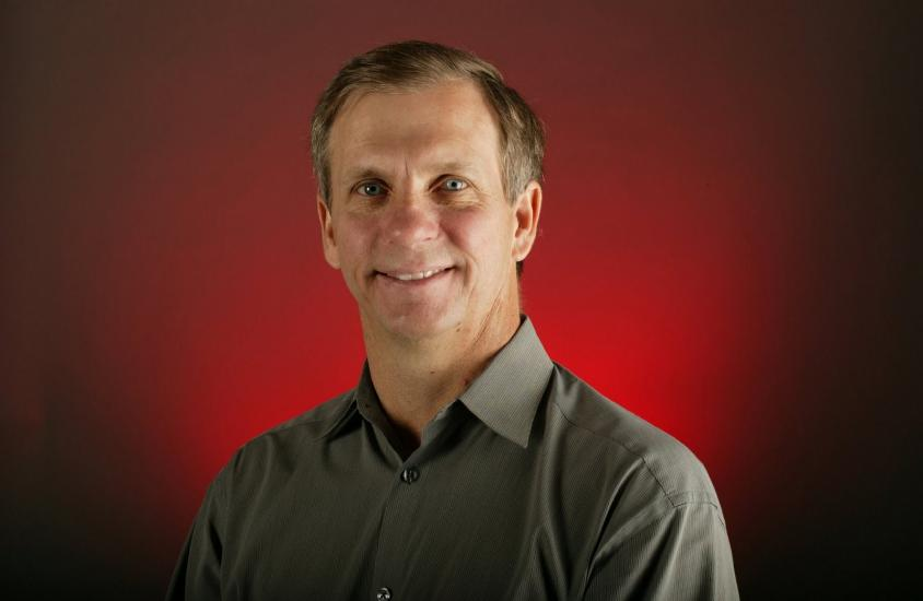 Portrait of Alan Eustace