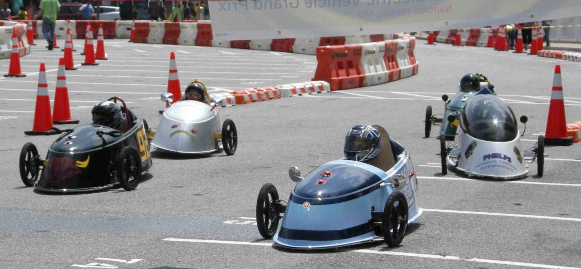 DC Electric Vehicle Grand Prix