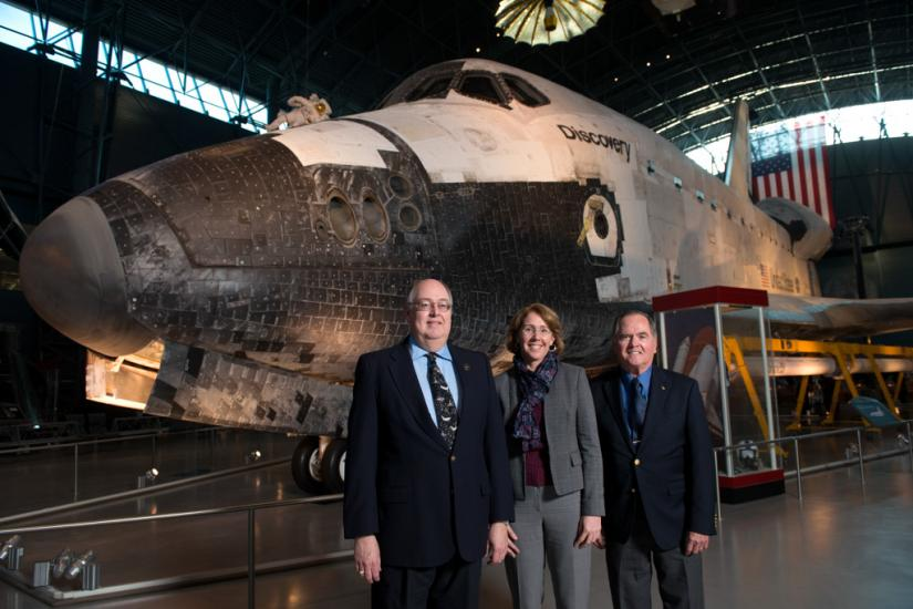 National Air and Space Society Lecture Space Shuttle Memories