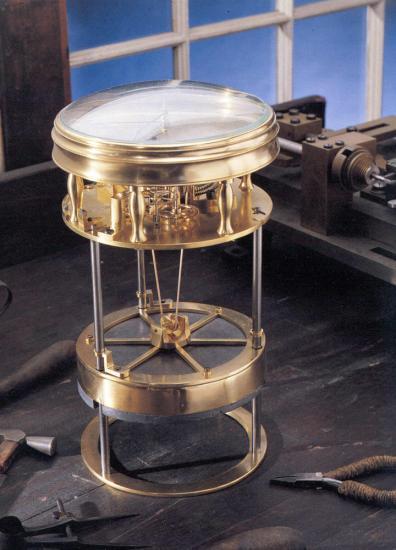 Bond Chronometer - Time and Navigation