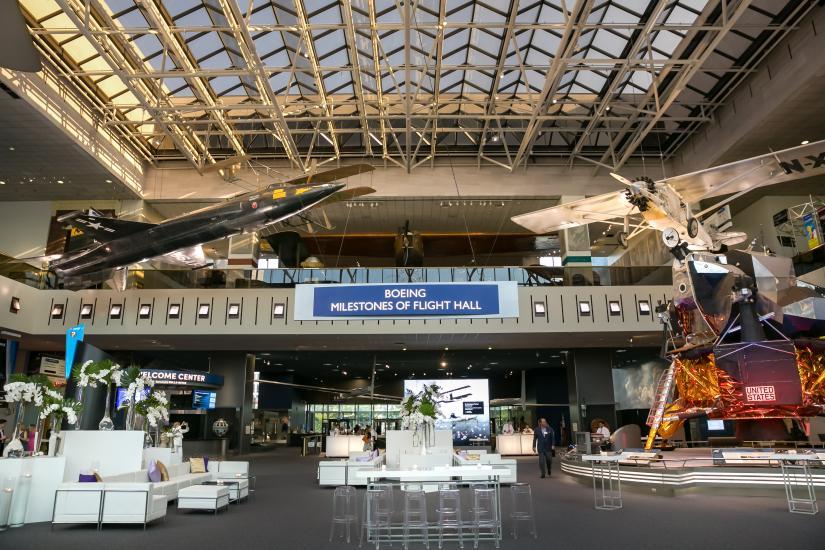 Milestones of Flight Special Event