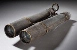 Binoculars used by balloonist T.S.C. Lowe during the Civil War.