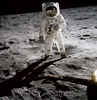 Apollo 11 Photograph - Buzz Aldrin