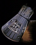 "Mercury Capsule MA-6 ""Friendship 7"""