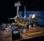 Mars Exploration Rover (MER) Model