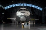 Space Shuttle Enterprise Move