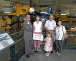 Steven F. Udvar-Hazy Center One Millionth Visitor