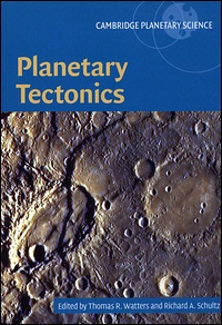 Cover art for Planetary Tectonics