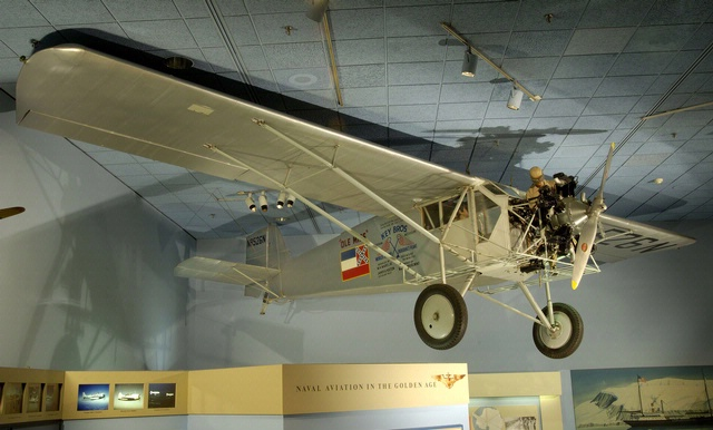 "Curtiss Robin J-1 (Model 50H) ""Ole Miss"""