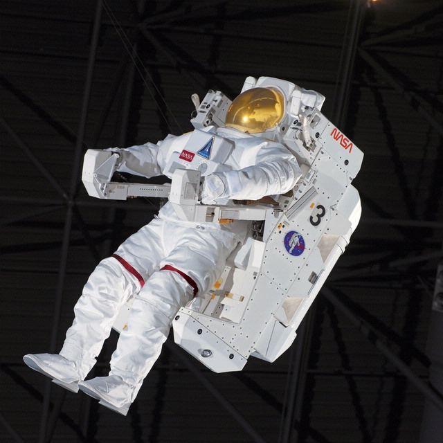 Manned Maneuvering Unit at the Udvar-Hazy Center