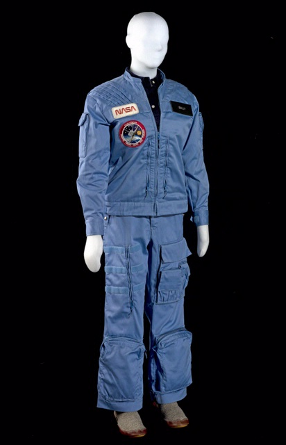 Sally Ride's Flight Suit