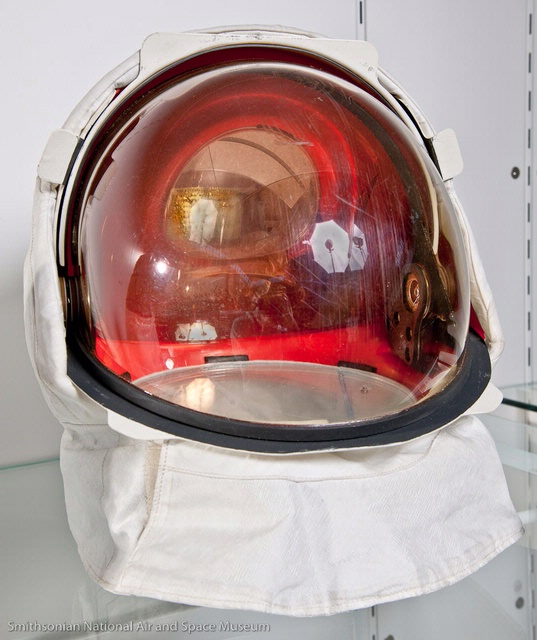 Apollo 11 A7-L Lunar Extravehicular Visor Assembly