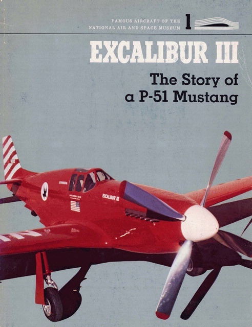 Book cover: Excalibur III