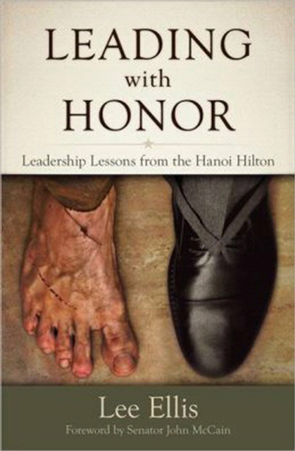 Book Cover: Leading with Honor