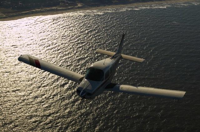 Become A Pilot Day 2013: Beech Sierra