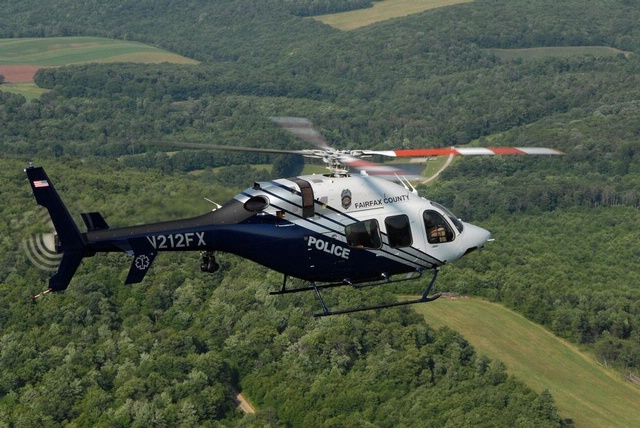 Become A Pilot Day 2013: Bell 429 helicopter