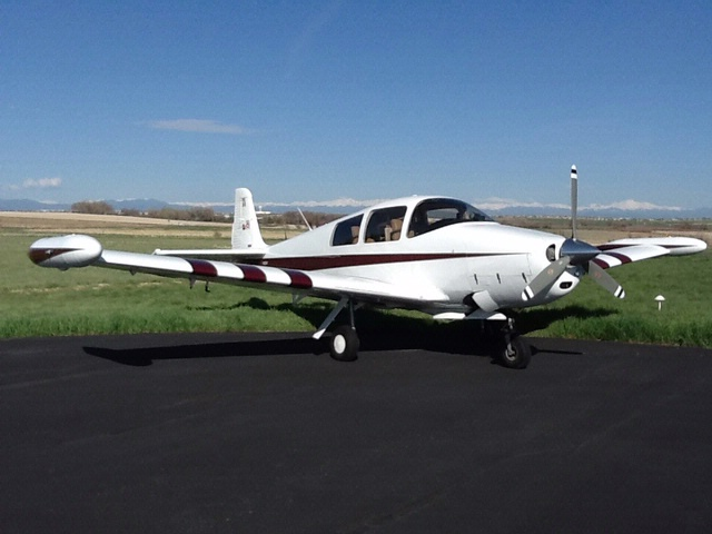 Become A Pilot Day 2013: Navion Rangemaster