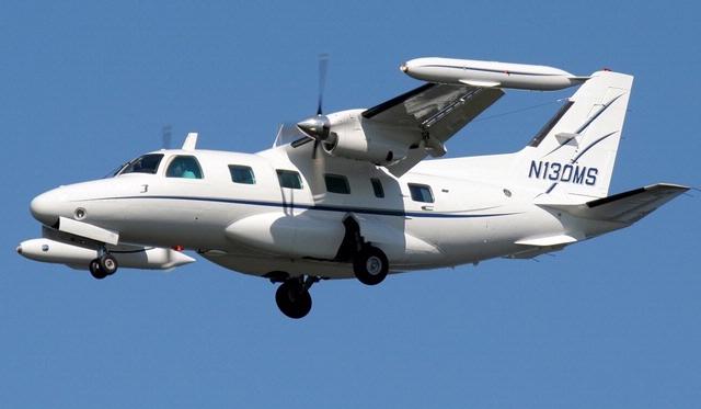 Become A Pilot Day 2013: MU-2B-60
