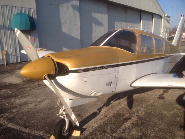 Become A Pilot Day 2013: PA28R-180 Arrow