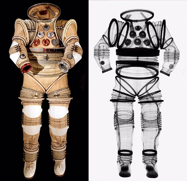 Apollo Applications Project Suit