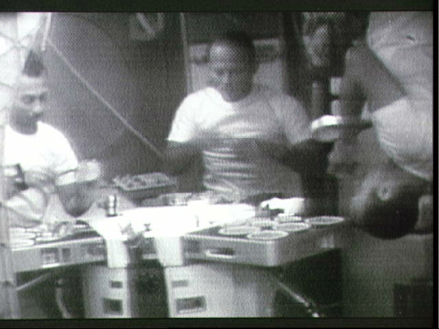 Eating aboard Skylab