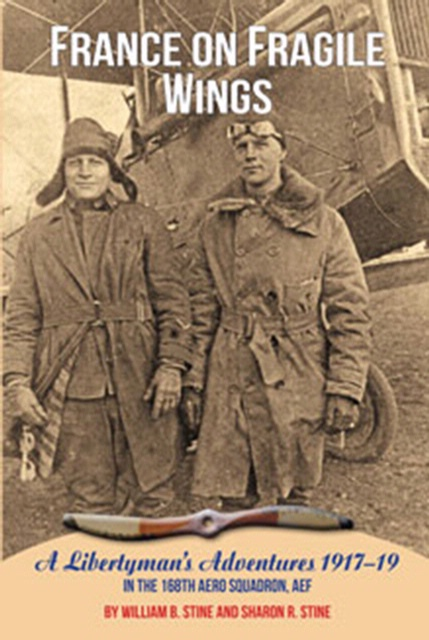 Book Cover: France on Fragile Wings