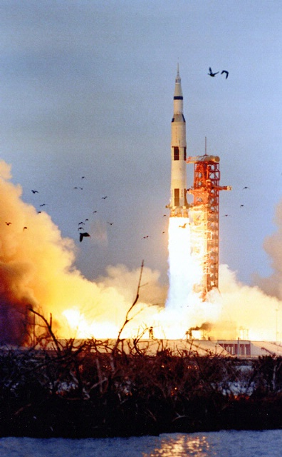 Apollo 9 Launch