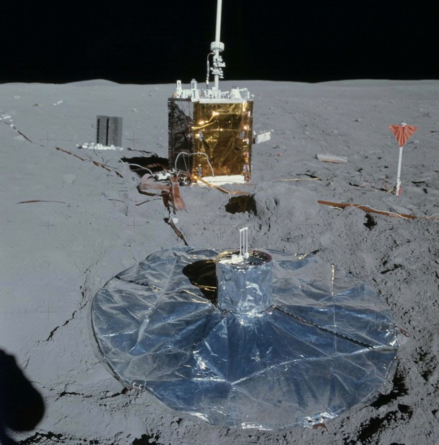 Apollo 16 ALSEP