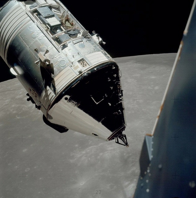 Apollo 17 Command and Service Module