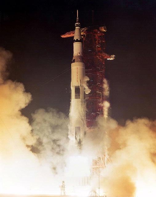 where did apollo 17 launch - photo #9