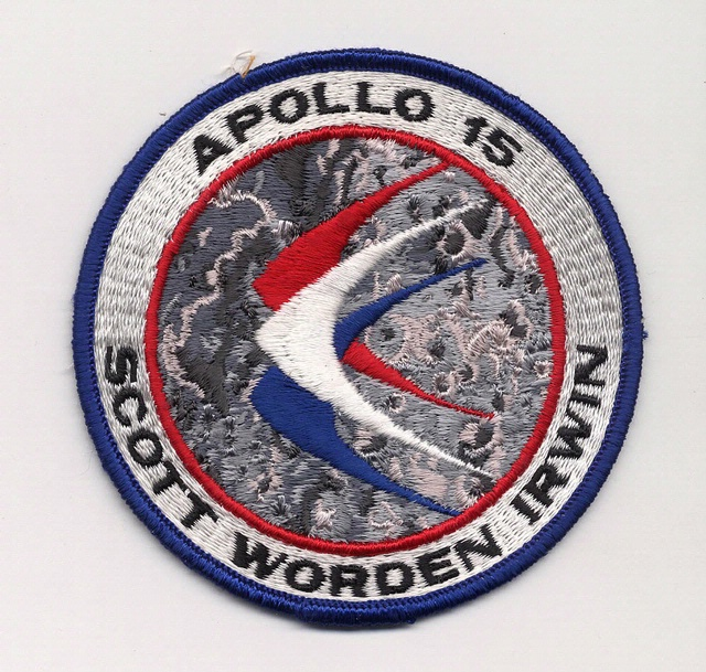 Apollo 15 Mission Patch