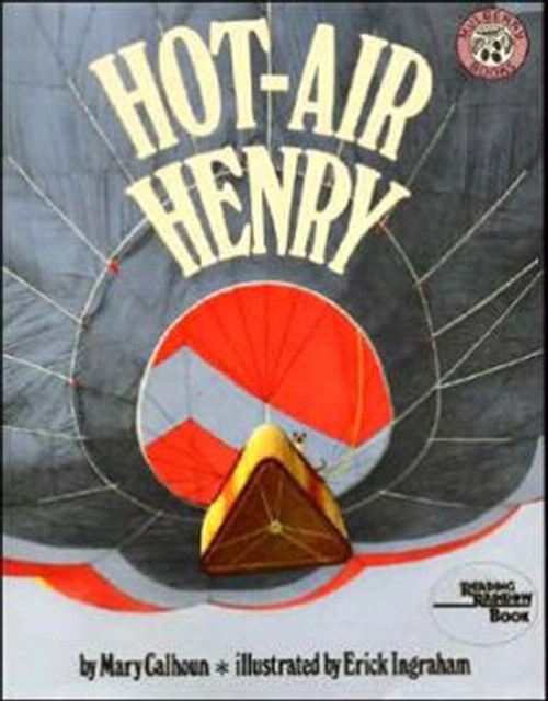 Book Cover: Hot-Air Henry