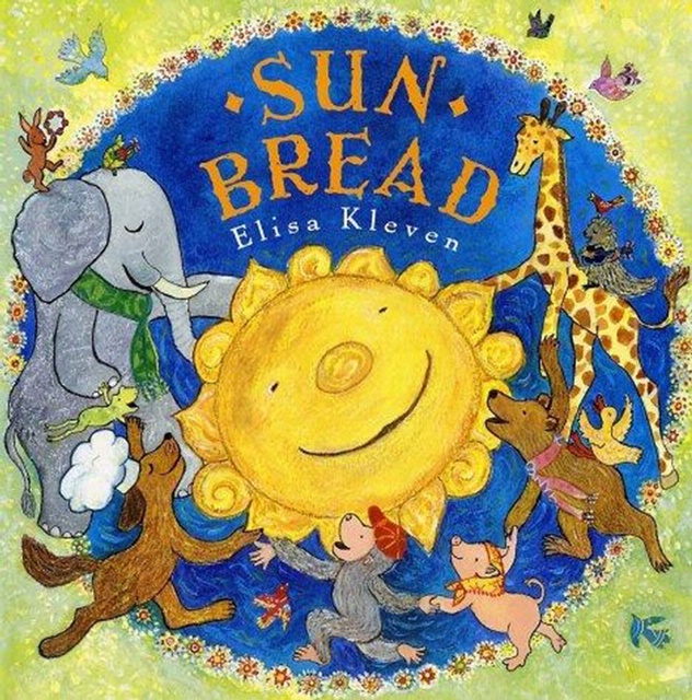 Book Cover: Sunbread