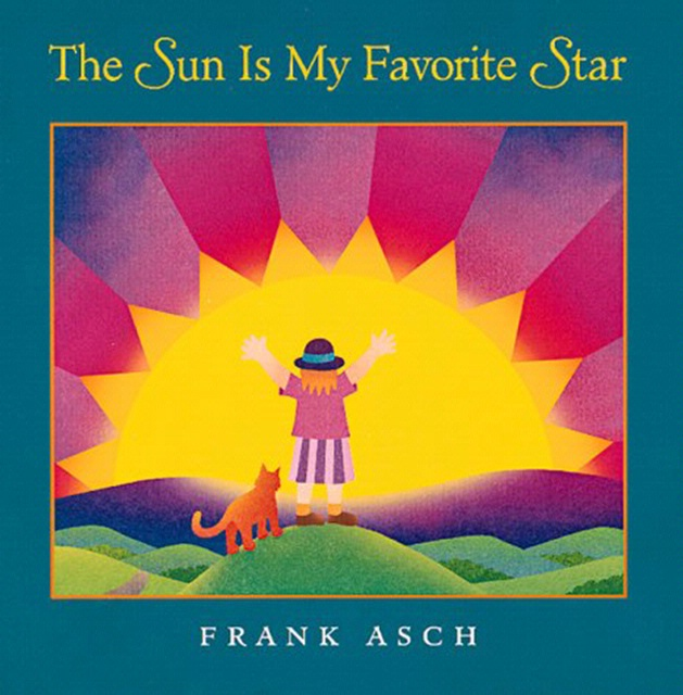 Book Cover: Sun is My Favorite Star