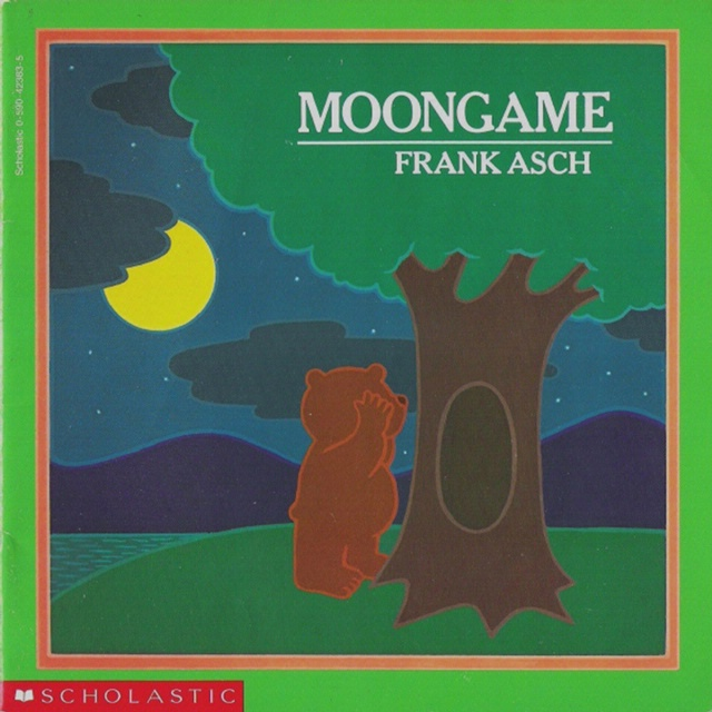Book Cover: Moongame