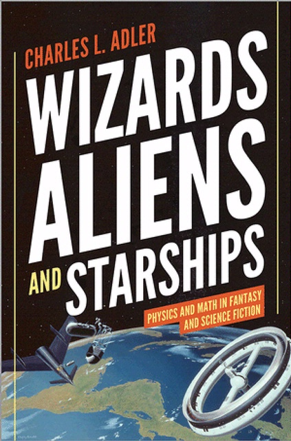 Book Cover: Wizards, Aliens and Starships