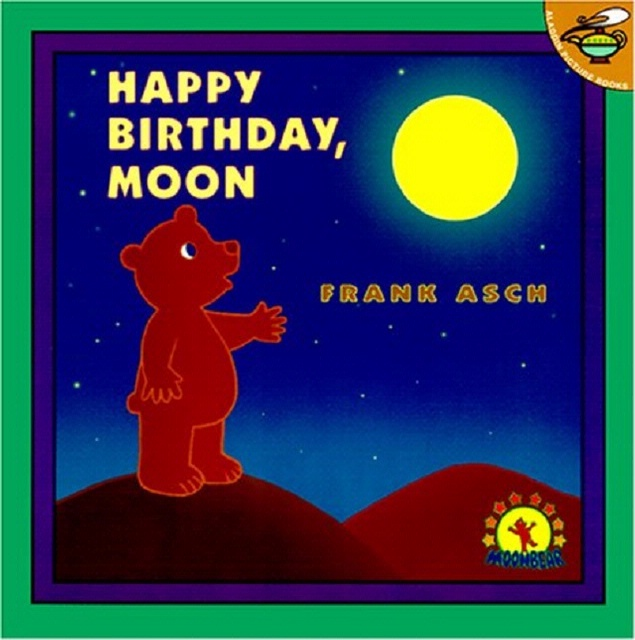 Book Cover: Happy Birthday, Moon