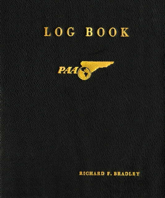 Richard F. Bradley's Log Book