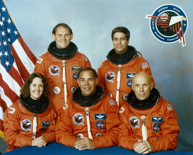 space shuttle discovery crew - photo #4
