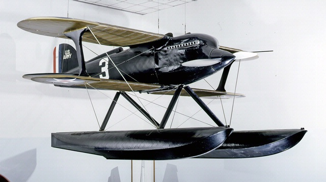 R3C-2 Racer in Pioneers of Flight Gallery SI97-16073