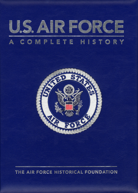 Book Cover: US Air Force: A Complete History