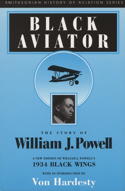 Book Cover: Black Aviator