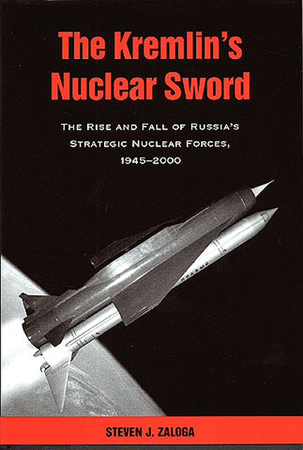 Book Cover: The Kremlin's Nuclear Sword